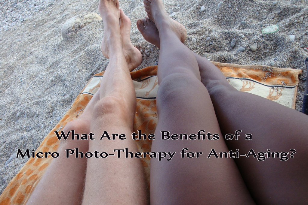 What Are the Benefits of a Micro Photo-Therapy for Anti-Aging